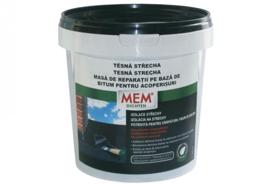 Solutii pentru repararea acoperisurilor MEM