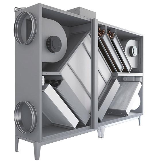 Prezentare produs Centrale de tratare aer ATREA - Poza 1