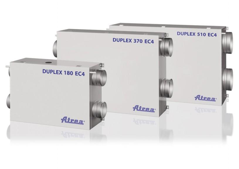 Prezentare produs Centrale de tratare aer ATREA - Poza 3