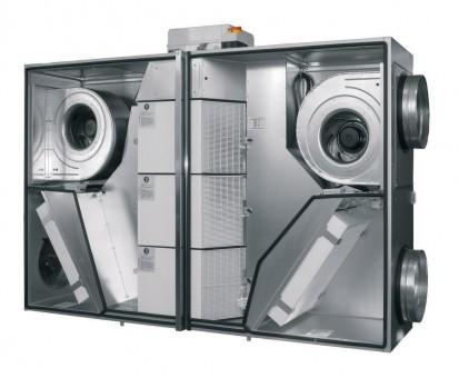Unitate de ventilatie DUPLEX Flexi Centrale de tratare aer