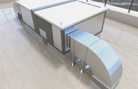 Centrale de tratare aer, unitati de ventilare pentru constructii civile si industriale, case si apartamente ATREA