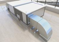 Centrale de tratare aer si ventilare pentru constructii ,case si apartamente