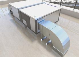 Centrale de tratare aer Unitatile de ventilatie Atrea sunt folosite pentru ventilarea in conditii comfortabile dar si pentru incalzirea si racirea aerului in toate tipurile de cladiri.