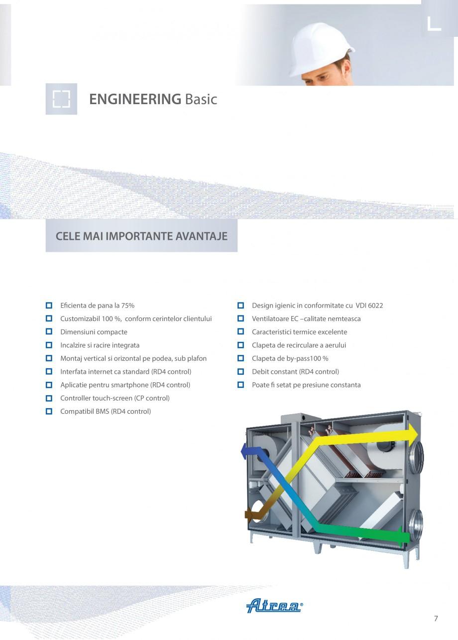 Pagina 7 - Unitate de ventilatie ATREA DUPLEX BASIC Catalog, brosura Romana ducere de costuri in...