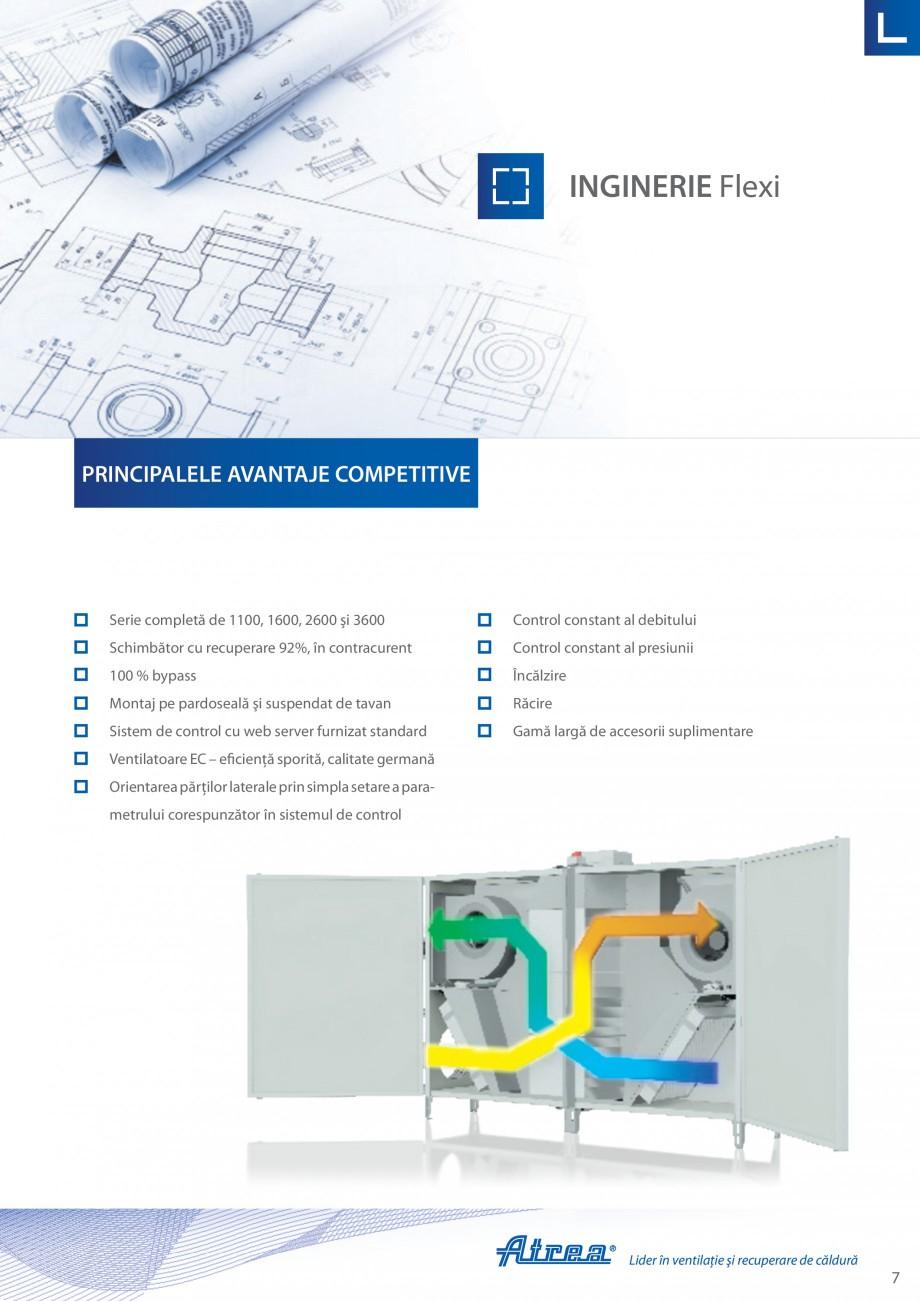 Pagina 7 - Unitate de ventilatie ATREA DUPLEX-S FLEXI Catalog, brosura Romana nomii de cost...