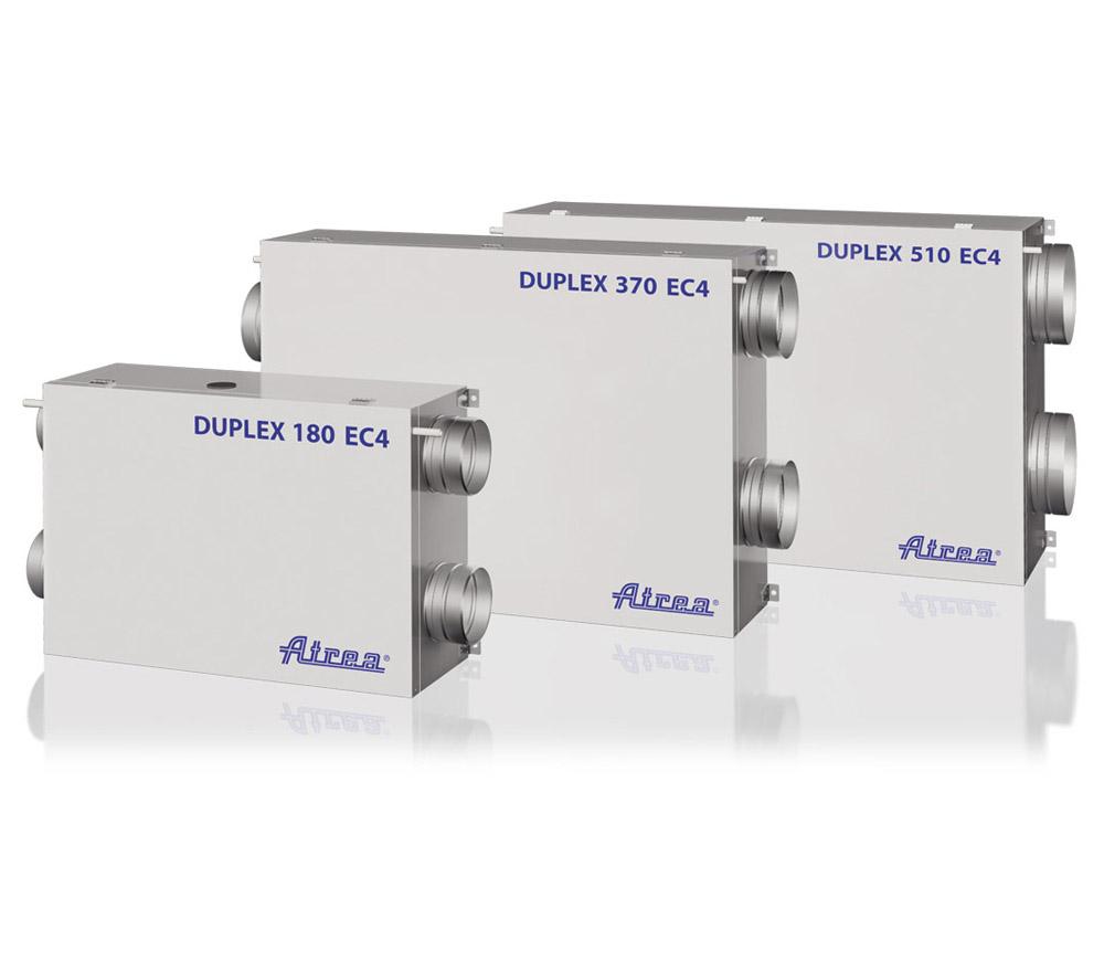 Unitate de ventilatie DUPLEX EC4 ATREA - Poza 4