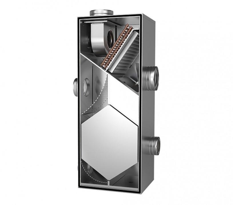 Prezentare produs Centrala de ventilatie piscine DUPLEX RDH4 ATREA - Poza 7