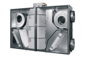 Unitati de ventilatie cu recuperare de caldura ATREA ofera schimbatoare de caldura de ultima generatie, sisteme de control si tranzitie treptata catre sistemele total automate de control al ventilatiei.