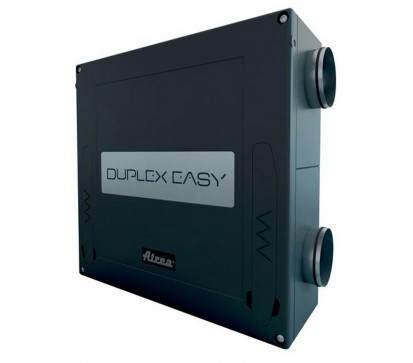 Unitate de ventilatie DUPLEX Easy Sisteme de ventilare case pasive