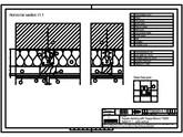Sisteme de prindere fatade ventilate cu clame, detaliu de imbinare pe verticala TRESPA