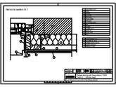 Sisteme de prindere fatade ventilate cu clame, detaliu de racordare la fereastra - Sectiune orizontala TRESPA