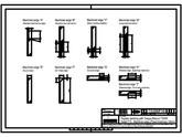 Sisteme de prindere fatade ventilate cu profile oarbe de 10mm TRESPA