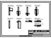 Sisteme de prindere fatade ventilate cu profile oarbe de 8mm TRESPA