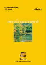 Informatii despre sistemele de panouri pentru fatade ventilate privind respectarea normelor cu referire la mediul inconjurator TRESPA