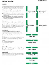 Sisteme de panouri pentru fatade ventilate, tipuri de imbinari ale panourilor