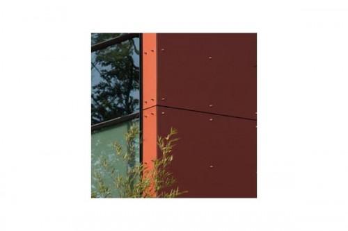 Lucrari de referinta Placaje HPL pentru fatade ventilate - Proiectul Archi Concept, Merignac, Franta TRESPA - Poza 2