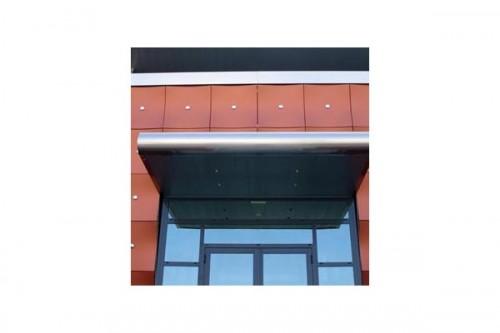 Lucrari de referinta Placaje HPL pentru fatade ventilate - Proiectul Archi Concept, Merignac, Franta TRESPA - Poza 3