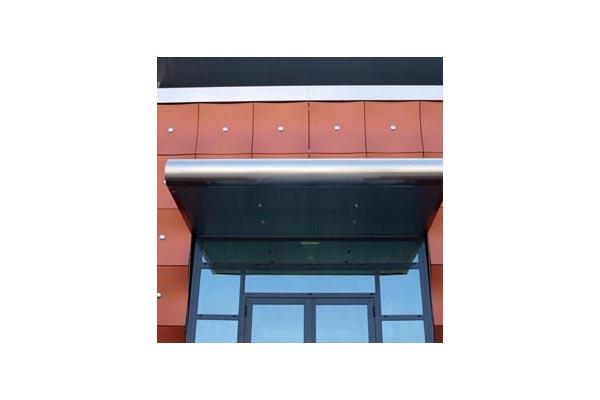 Lucrari, proiecte Placaje HPL pentru fatade ventilate - Proiectul Archi Concept, Merignac, Franta TRESPA - Poza 3