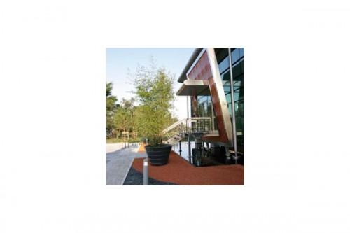 Lucrari de referinta Placaje HPL pentru fatade ventilate - Proiectul Archi Concept, Merignac, Franta TRESPA - Poza 6