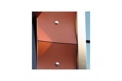 Lucrari de referinta Placaje HPL pentru fatade ventilate - Proiectul Archi Concept, Merignac, Franta TRESPA - Poza 8