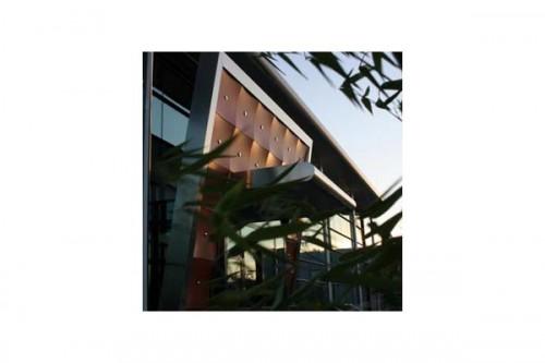 Lucrari de referinta Placaje HPL pentru fatade ventilate - Proiectul Archi Concept, Merignac, Franta TRESPA - Poza 9