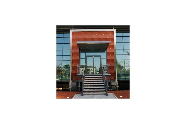 Placaje HPL pentru fatade ventilate - Proiectul Archi Concept, Merignac, Franta TRESPA - Poza 10