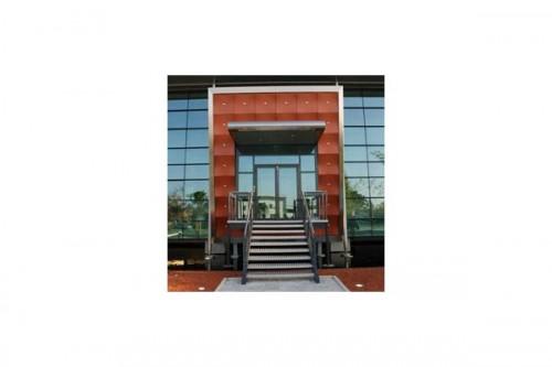 Lucrari, proiecte Placaje HPL pentru fatade ventilate - Proiectul Archi Concept, Merignac, Franta TRESPA - Poza 10