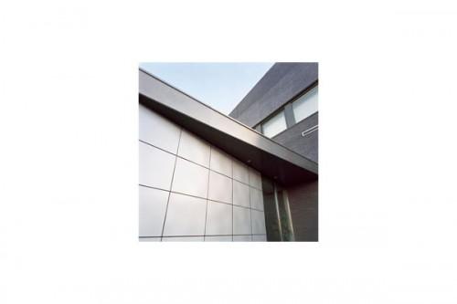 Lucrari de referinta Placaje HPL pentru fatade ventilate - Proiectul Church Koninkrijkszaal Amsterdam, Olanda TRESPA - Poza 1