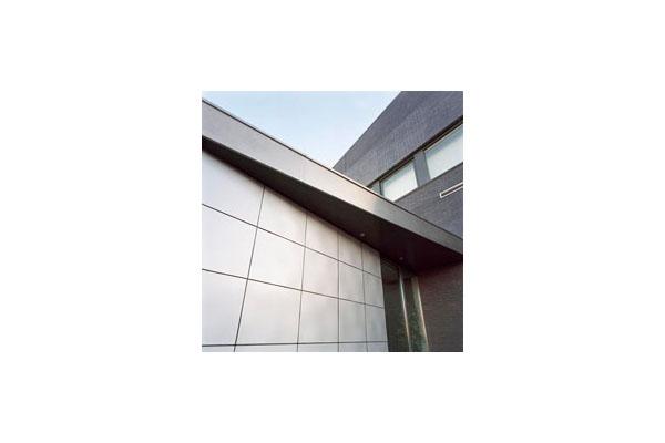 Lucrari, proiecte Placaje HPL pentru fatade ventilate - Proiectul Church Koninkrijkszaal Amsterdam, Olanda TRESPA - Poza 1