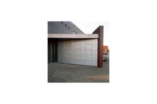 Lucrari de referinta Placaje HPL pentru fatade ventilate - Proiectul Church Koninkrijkszaal Amsterdam, Olanda TRESPA - Poza 2