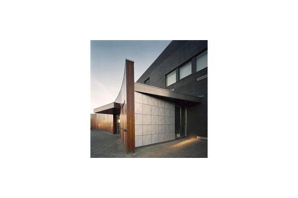 Placaje HPL pentru fatade ventilate - Proiectul Church Koninkrijkszaal Amsterdam, Olanda TRESPA - Poza 3