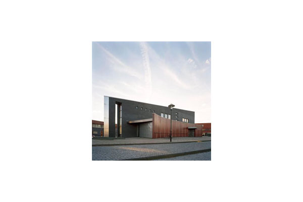 Placaje HPL pentru fatade ventilate - Proiectul Church Koninkrijkszaal Amsterdam, Olanda TRESPA - Poza 4