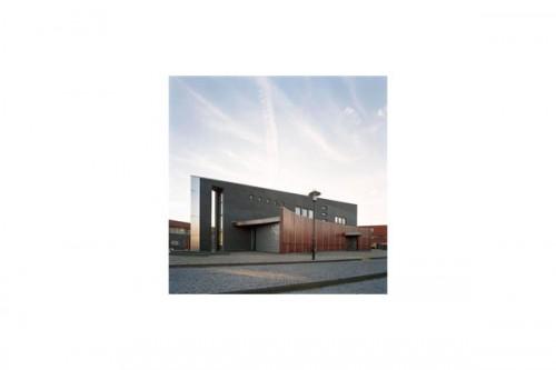 Lucrari de referinta Placaje HPL pentru fatade ventilate - Proiectul Church Koninkrijkszaal Amsterdam, Olanda TRESPA - Poza 4