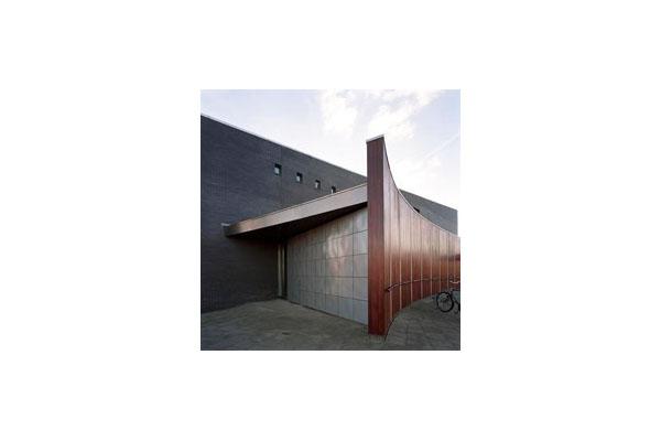 Placaje HPL pentru fatade ventilate - Proiectul Church Koninkrijkszaal Amsterdam, Olanda TRESPA - Poza 6