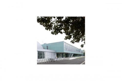 Lucrari de referinta Placaje HPL pentru fatade ventilate - Proiectul Clubhouse Tennis Club Strassbourg, Franta TRESPA - Poza 4
