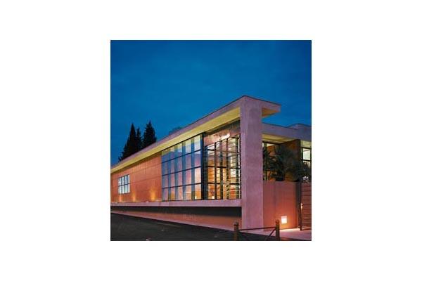 Placaje HPL pentru fatade ventilate - Proiectul Espace Georges Brassens, Sete, Franta TRESPA - Poza 7