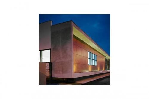 Lucrari de referinta Placaje HPL pentru fatade ventilate - Proiectul Espace Georges Brassens, Sete, Franta TRESPA - Poza 9