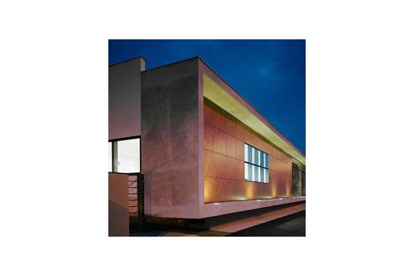 Lucrari, proiecte Placaje HPL pentru fatade ventilate - Proiectul Espace Georges Brassens, Sete, Franta TRESPA - Poza 9