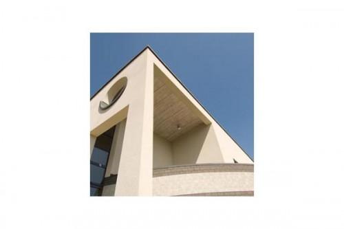 Lucrari de referinta Placaje HPL pentru fatade ventilate - Proiectul Housing, Sint Joris Winge, Belgia TRESPA - Poza 6