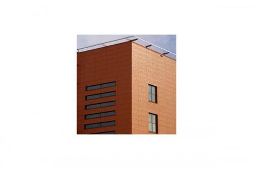 Lucrari de referinta Placaje HPL pentru fatade ventilate - Proiectul Katholieke Scholengemeenschap, Hoofddorp TRESPA - Poza 2