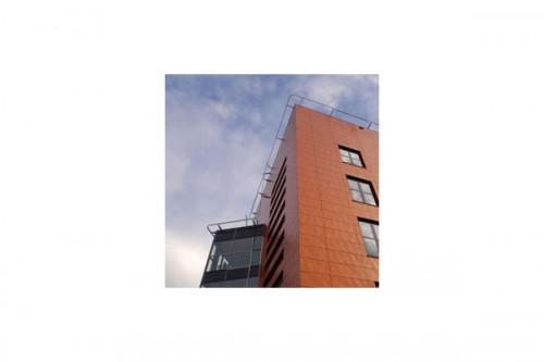 Lucrari de referinta Placaje HPL pentru fatade ventilate - Proiectul Katholieke Scholengemeenschap, Hoofddorp TRESPA - Poza 3