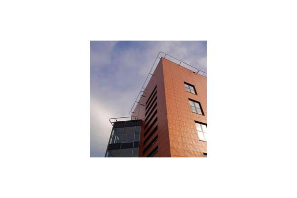 Lucrari, proiecte Placaje HPL pentru fatade ventilate - Proiectul Katholieke Scholengemeenschap