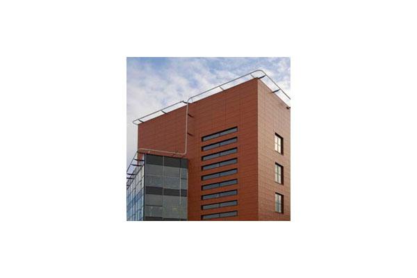Placaje HPL pentru fatade ventilate - Proiectul Katholieke Scholengemeenschap, Hoofddorp TRESPA - Poza 5