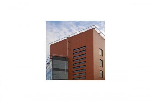 Lucrari de referinta Placaje HPL pentru fatade ventilate - Proiectul Katholieke Scholengemeenschap, Hoofddorp TRESPA - Poza 5