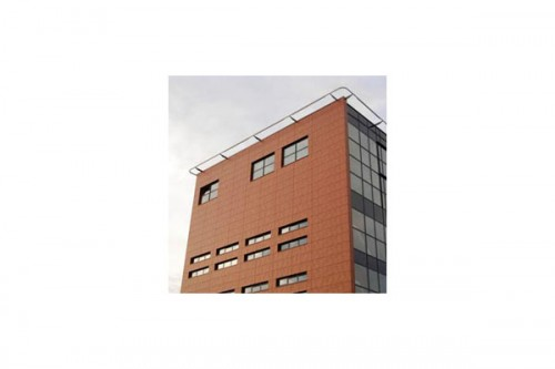 Lucrari, proiecte Placaje HPL pentru fatade ventilate - Proiectul Katholieke Scholengemeenschap, Hoofddorp TRESPA - Poza 6