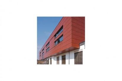 au0704025_tcm31-31529 METEON Placaje HPL pentru fatade ventilate - Proiectul Kindergarden, Gabersdorf, Austria