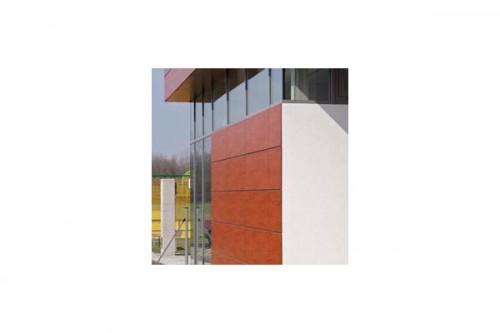 Lucrari de referinta Placaje HPL pentru fatade ventilate - Proiectul Kindergarden, Gabersdorf, Austria TRESPA - Poza 5