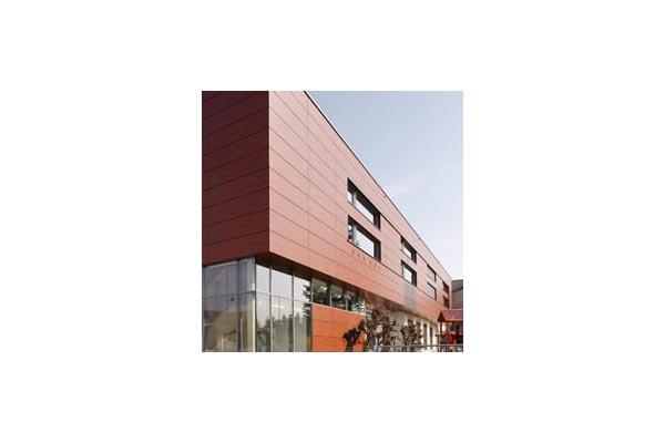 Placaje HPL pentru fatade ventilate - Proiectul Kindergarden, Gabersdorf, Austria TRESPA - Poza 6