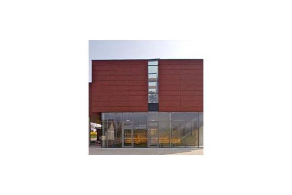 Placaje HPL pentru fatade ventilate - Proiectul Kindergarden, Gabersdorf, Austria TRESPA - Poza 8