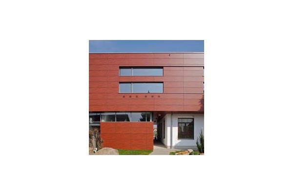 Placaje HPL pentru fatade ventilate - Proiectul Kindergarden, Gabersdorf, Austria TRESPA - Poza 10